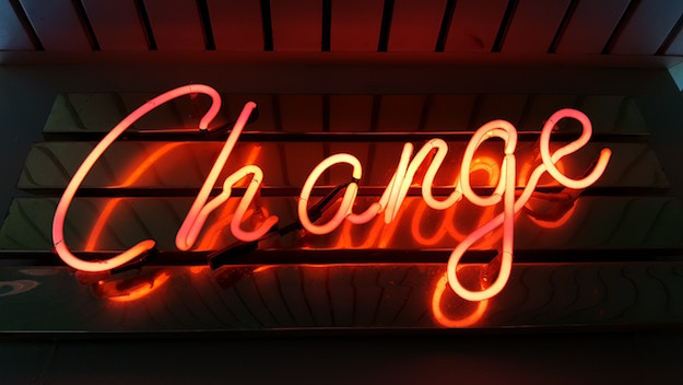 When you Feel the Resistance to Change, ask yourself this One Question