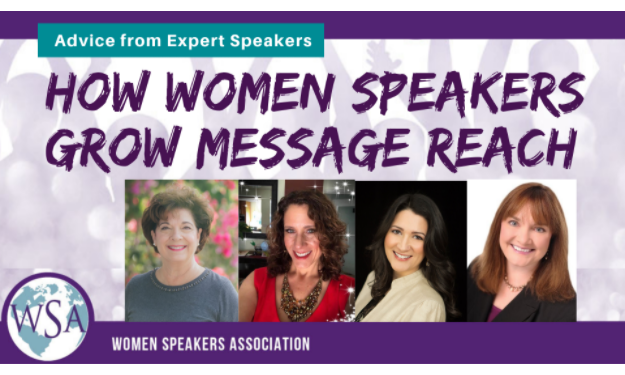 Speaker Success Tips To Grow Your Message Reach