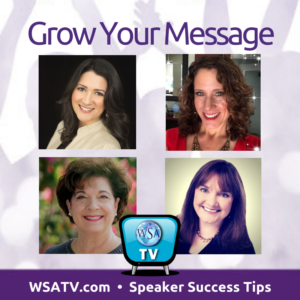 Grow Your Message WSA