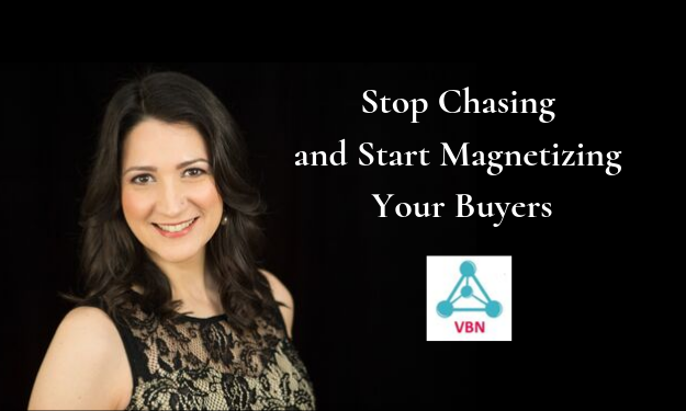 Marketing Webinar for Business Owners: Stop Chasing and Start Magnetizing Your Buyers