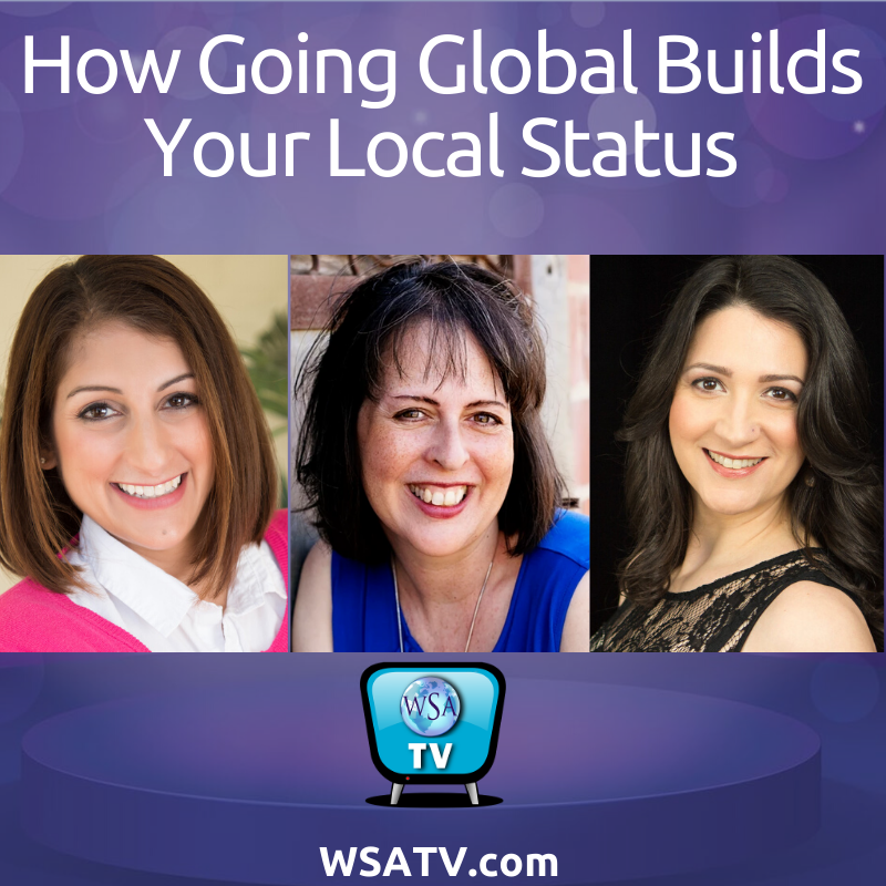 Grow Your Local Status with Global Organization