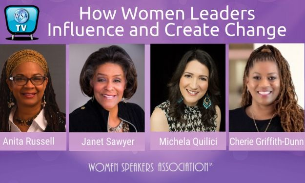 How Women Leaders Influence and Create Change