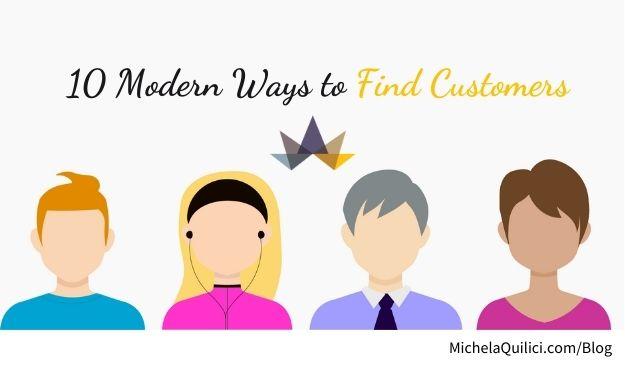 10 Modern Ways to Find Customers