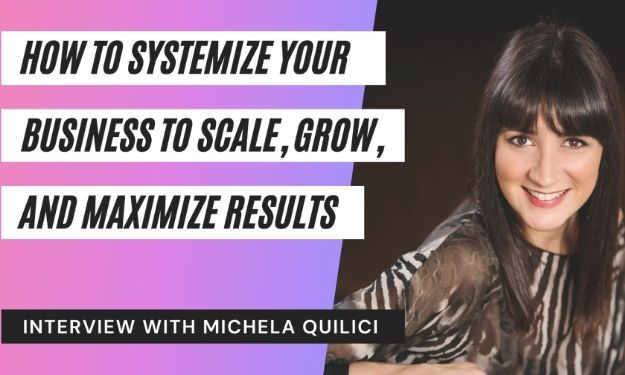 How to Systemize Your Business to Maximize Results